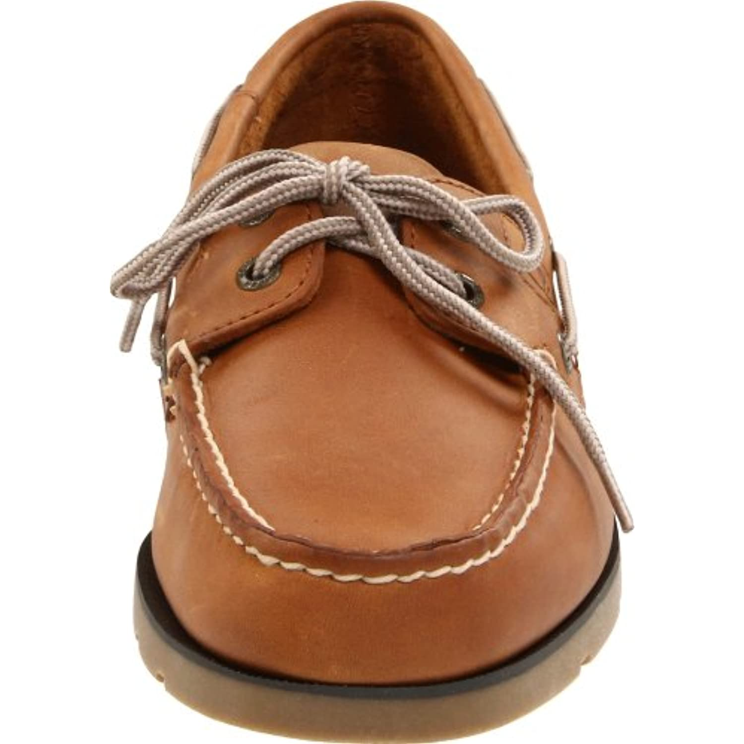 Sperry Top Sider Leeward 2-Eye Hombre US 9 Beis Zapatos del Barco As15FFr4Dq