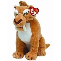 Ty Diego Ice Age Beanie Sabelzahn Tiger 18 cm