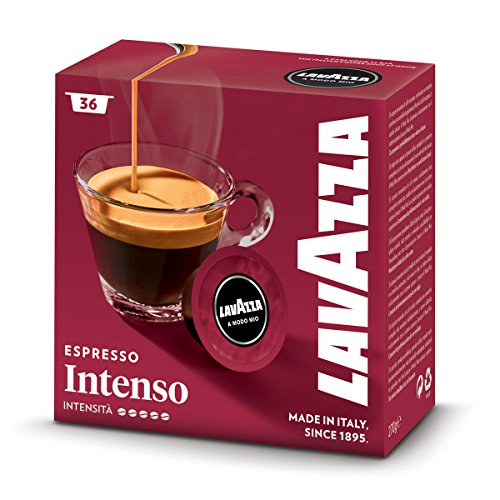 Lavazza - Cialde Caffe' Espresso, a Modo Mio, Intensamente - 36 cialde