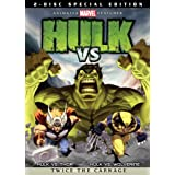 Hulk Vs. (Two-Disc Widescreen Special Edition) ~ Mark Acheson
