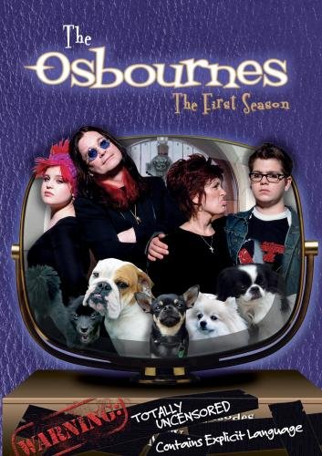 The Osbournes: The First Season [Uncensored] [2 Discs]