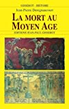 LA MORT AU MOYEN-�GE (GISSEROT HISTOIRE)