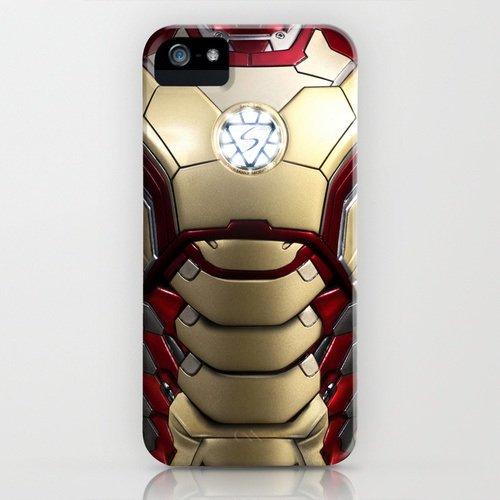 society6(ソサエティシックス)  iPhone5/5sケース Iron man mark VIII