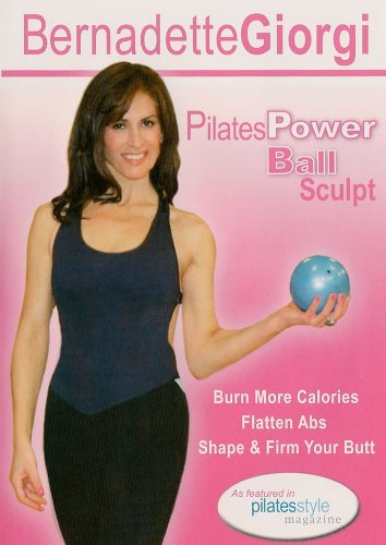 Pilates Power Ball Sculpt [DVD] [2010] [US Import]