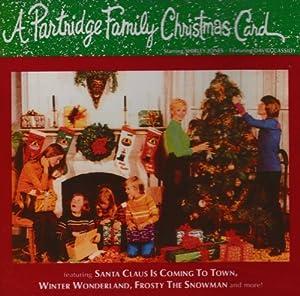 A Partridge Family Christmas Card