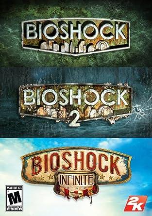 Bioshock Triple Pack [Online Game Code]