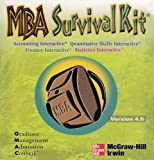 img - for GMAC MBA Survival Kit (4 CD-set) book / textbook / text book