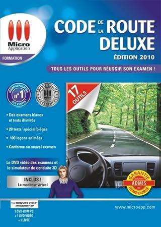 Code de la route - édition deluxe 2010