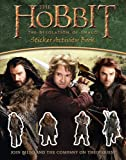 J. R. R. Tolkien Sticker Activity Book (The Hobbit: The Desolation of Smaug)