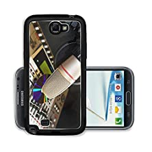 buy Liili Premium Samsung Galaxy Note 2 Aluminum Snap Case Studio Recording Microphone With Sound Control Panel And Music Dvd Photo 5139182