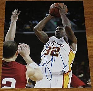 O.J. Mayo Signed Photograph - 8x10 Dallas Mavericks Usc Coa B - Autographed College... by Sports Memorabilia