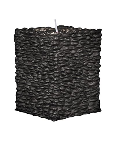 Volcanica Grain Raised Candle, Black