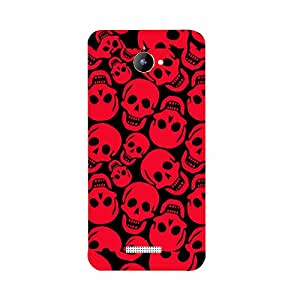 Skintice Designer Back Cover with direct 3D sublimation printing for Dazen Note 3 Lite