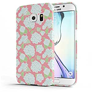 Koveru Back Cover Case for Samsung Galaxy S6 Edge - Pink Etsy Pattern