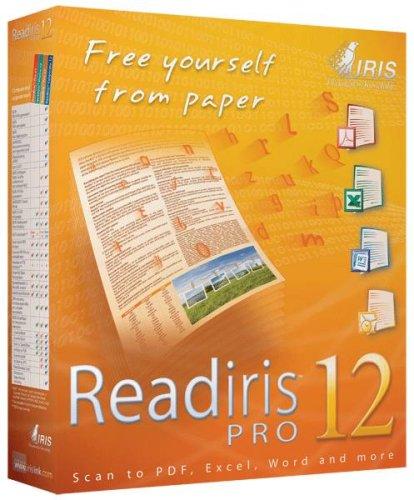 IRIS Readiris PRO 12 PC + PROMT 8 Personal Translator Free