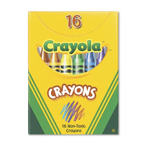 1 X BIN520016 - Crayola Classic Color Pack Crayons