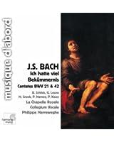 J.S. Bach: Cantatas, BWV 21 & 42