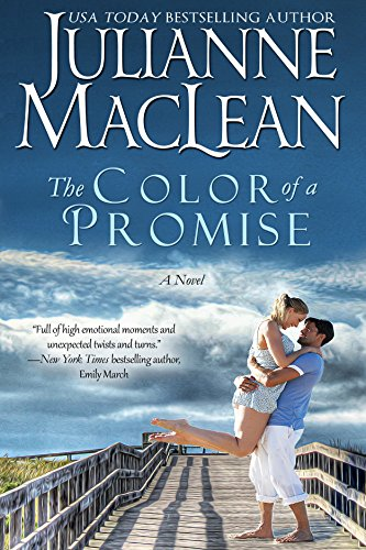 From award-winning and USA Today bestselling author Julianne MacLean comes the latest installment in her thrilling Color of Heaven series — where real-life magic may have the power to change everything…  The Color Of A Promise