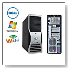 Dell Precision 490 Workstation Desktop Review