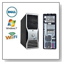 Dell Precision 490 Workstation Desktop Review