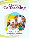img - for A Guide to Co-Teaching: New Lessons and Strategies to Facilitate Student Learning book / textbook / text book