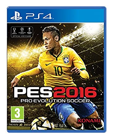 Pro Evolution Soccer 2016  - PS4 [Digital Code]