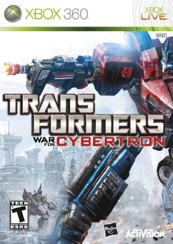 Transformers: War for Cybertron - Xbox 360 (Xbox 360 Truck Games compare prices)