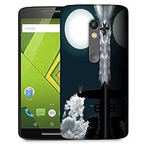 Snoogg Light House Designer Protective Phone Back Case Cover For Lenovo Motorola Moto G4