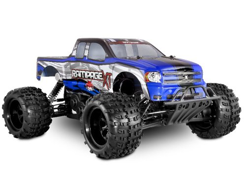 Redcat Racing Rampage XT Gas Truck, Blue, 1/5 Scale (Rc Gas Powered Trucks compare prices)