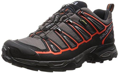 salomon-l38163700-zapatillas-de-senderismo-para-hombre-gris-autobahn-black-tomato-red-44-eu