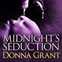 Midnight's Seduction: Dark Warriors, Book 3 Audiobook by Donna Grant Narrated by Arika Escalona