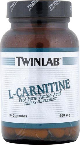 L-Carnitine 250Mg Twinlab, Inc 60 Caps