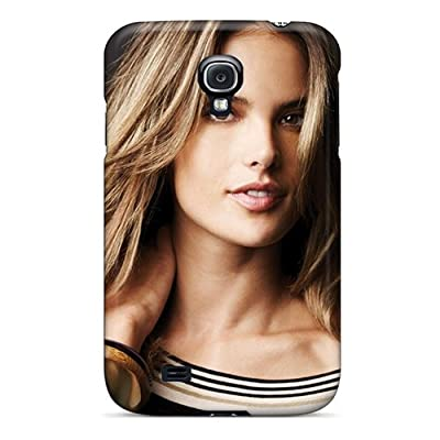 Series Skin Case Cover For Galaxy S4(alessandra Ambrosio In Fashion)