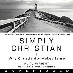 Simply Christian Audiobook