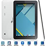 "Dragon Touch A1X Plus 10.1"" Quad Core Tablet PC Google Android 4.4.2 KitKat, 1GB RAM, 16GB Nand Flash, Built-in Bluetooth GPS, HDMI, Google Play Pre-installed, Dual Camera, 3D Game Supported, 2015 New Model [ by TabletExpress ]"