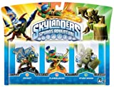 Activision Inc. Skylanders: Spyros Adventure - Triple Character Pack - Drobot, Stump Smash And Flameslinger - Wii/ps3/xbox 360/pc