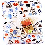 Carter's Super Soft Baby Blanket With Awesome Elegant Print