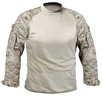 Rothco combat shirt - desert digital camo