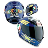 AGV K3 Valentino Rossi The Donkey Helmet