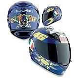 AGV K3 Valentino Rossi The Donkey Helmet