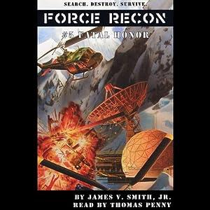 Fatal Honor Audiobook