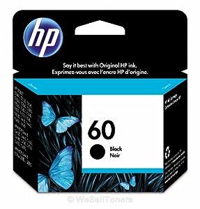 HP 60 Black Ca Ink Cartridge