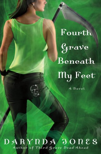 Image of Fourth Grave Beneath My Feet (Charley Davidson Series)