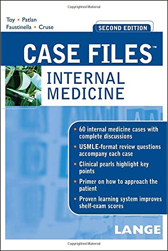 Case Files Internal Medicine, Second Edition
