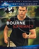 The Bourne Supremacy    [Blu-ray + DVD + Digital Copy] (Bilingual)