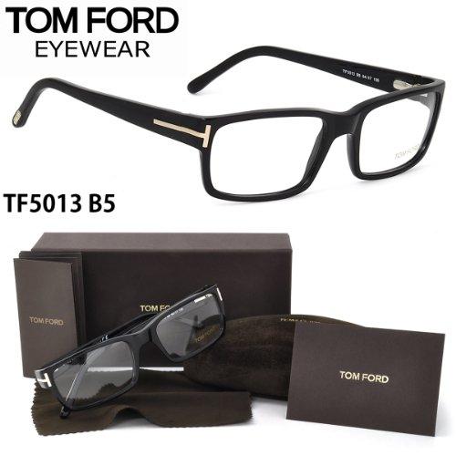 TOM FORD(トムフォード)メガネ:有名人多数愛用の大人気ブランド!!TF5013 B5 54