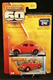 Matchbox Commemorative Edition 1962 Volkswagen Bug 60th Anniversary