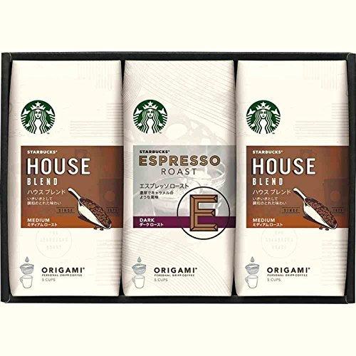 【コーヒーギフト】 スターバックス オリガミ パーソナルドリップコーヒーギフト|SB-20E SB-20E