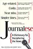 img - for Journalese: A Dictionary for Deciphering the News book / textbook / text book