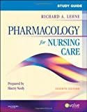 img - for Study Guide for Pharmacology for Nursing Care, 7e book / textbook / text book